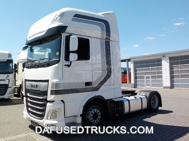DAF XF 450 FT Low Deck